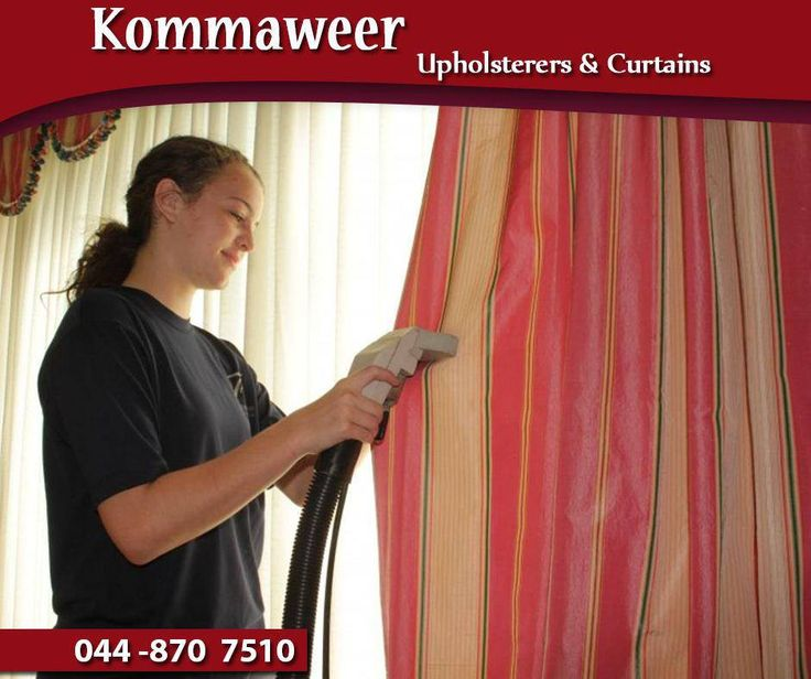 #TuesdayTip: To prevent dust from accumulating in the folds of your curtains, you'll want to use a hand-held vacuum and a brush attachment monthly to suck up dust and dirt. Make sure that you also clean the edges of your curtains, especially living room curtains, because these are frequently touched and may also accumulate dust from the window sills. #Kommaweer