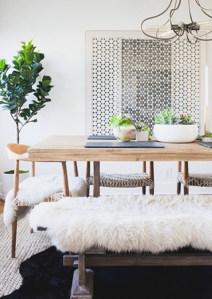 """<p>Dining room details: <a href=""""http://www.allmodern.com/Safavieh-Bentley-Arm-Chair-FOX1003A-FV17806.html?refid=HPAMO"""">Safavieh Bentley chairs</a>, Crate"""