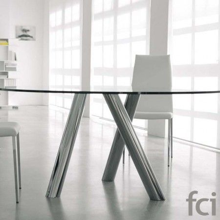 Cattelan Italia Ray Dining Table By Paolo