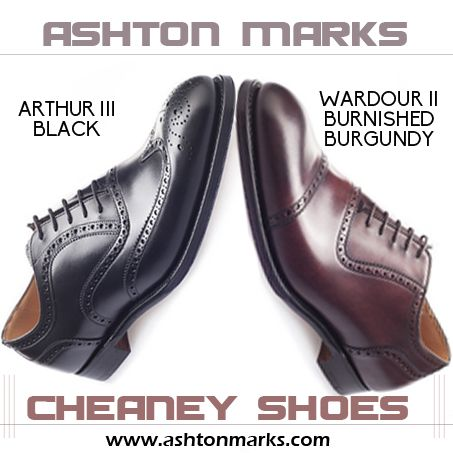 What is your Choice Arthur III or Wardour II. Get these stylish and classic shoes Ashton Marks .More Info Visit:http://bit.ly/1cliT7E