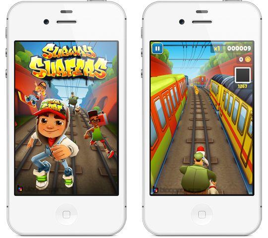Subway Surfers, un excellent running game disponible sur iOS : http://blogosquare.com/subway-surfers-un-excellent-running-game-disponible-sur-ios/