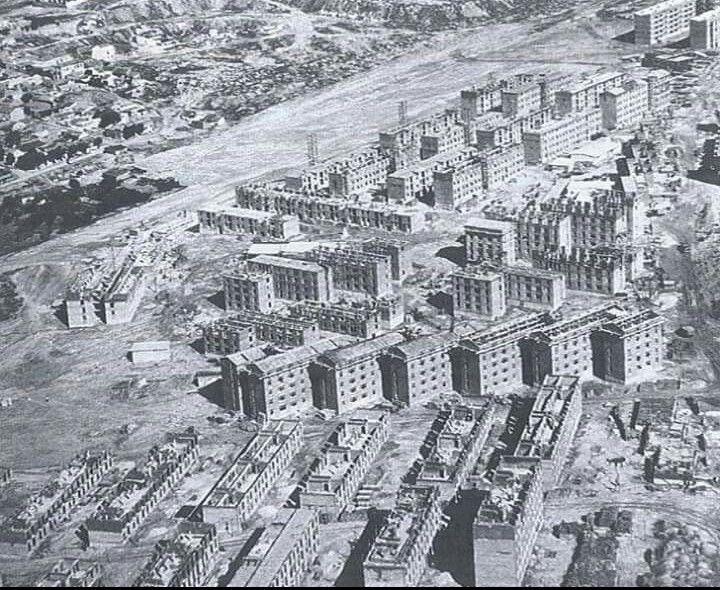 La Elipa 1957.