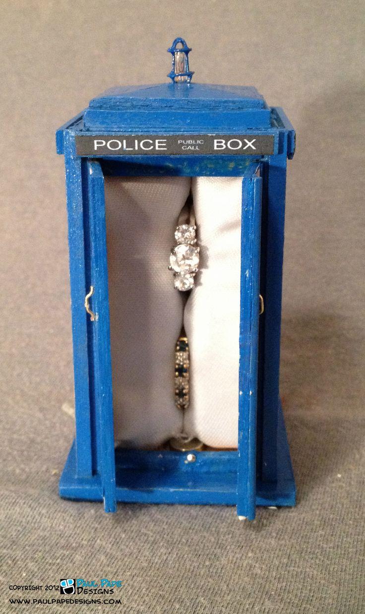 The 25+ Best Tardis Ring Ideas On Pinterest  Doctor Who Proposal, Doctor  Who Ring And Doctor Who Jewelry