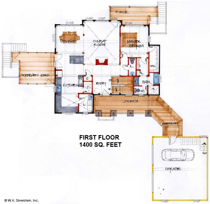 Timber Floor Plans: 50 Best Images About Timber Frame On Pinterest