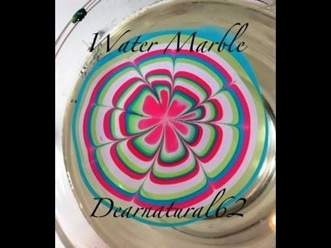 #141 TUTORIAL | Water Marble Shout Out - Left Hand (+lista de reproducción)