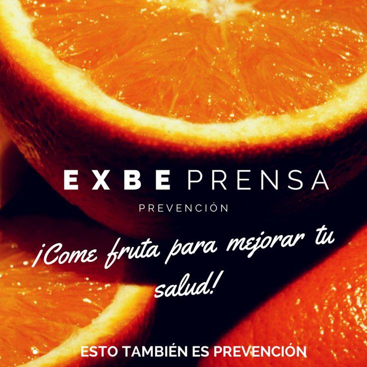 EXBEPRENSA: COME FRUTA