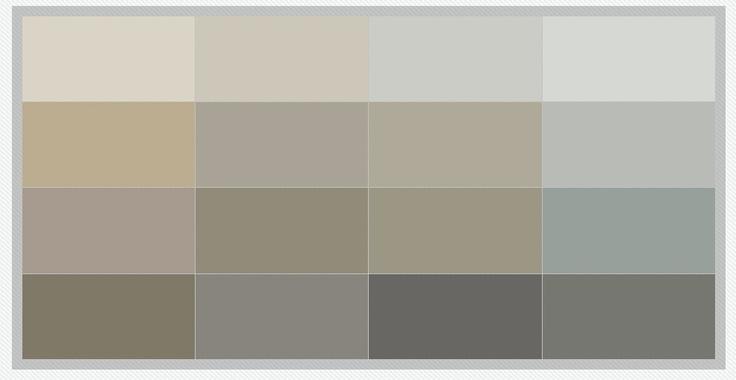 Benjamin Moore Historical Greys Brown Grey Pinterest