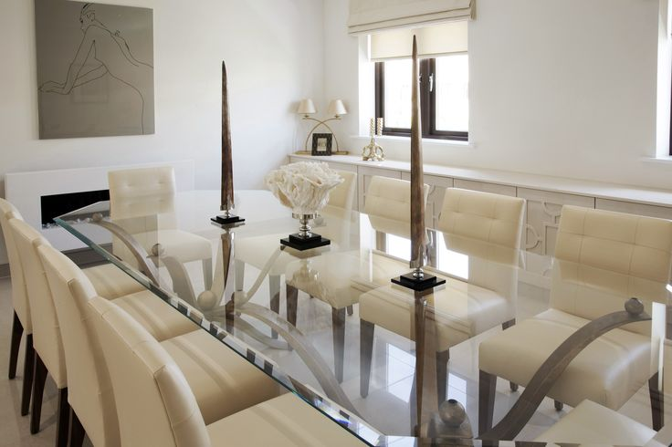 Interior Lifestyle Luxury Home Design Decor Dining Room Bespoke Furniture Projects