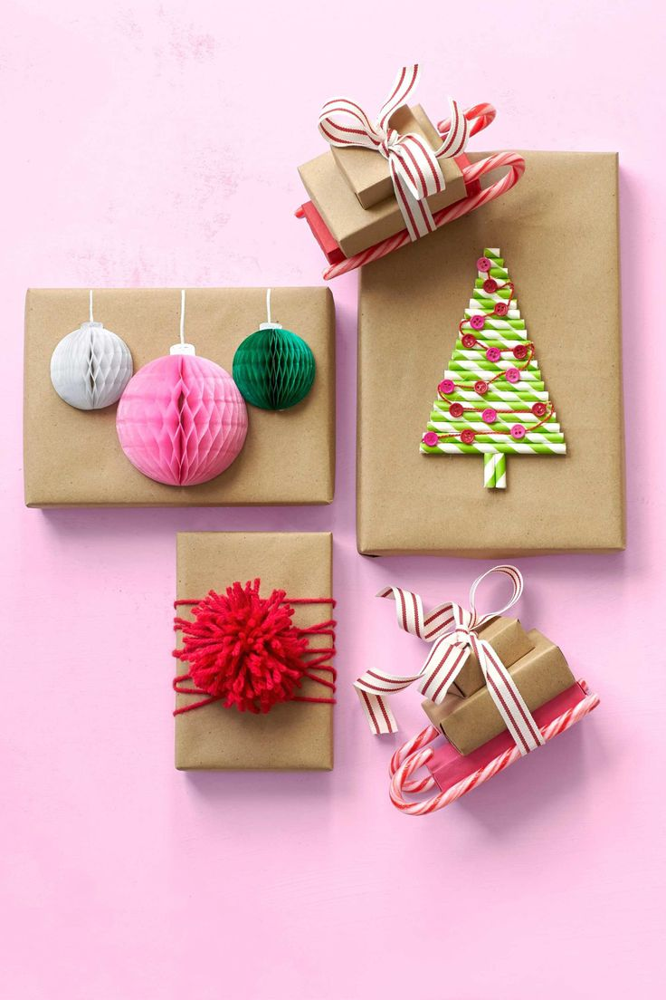 Wrap gifts together.