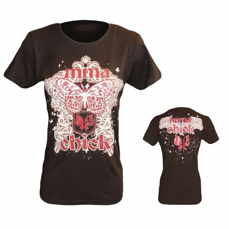 Shop our hottest collection of MMA Chick Western Womens T-Shirt and even checkout of other hottest collection of mma t-shirts for men and women.