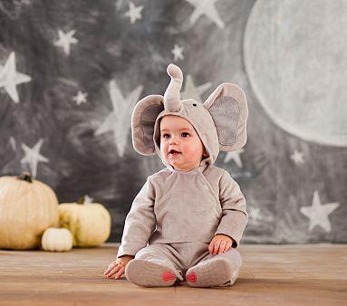 Bennett's first halloween costume next year? i think so....  Baby Elephant Costume #pbkids