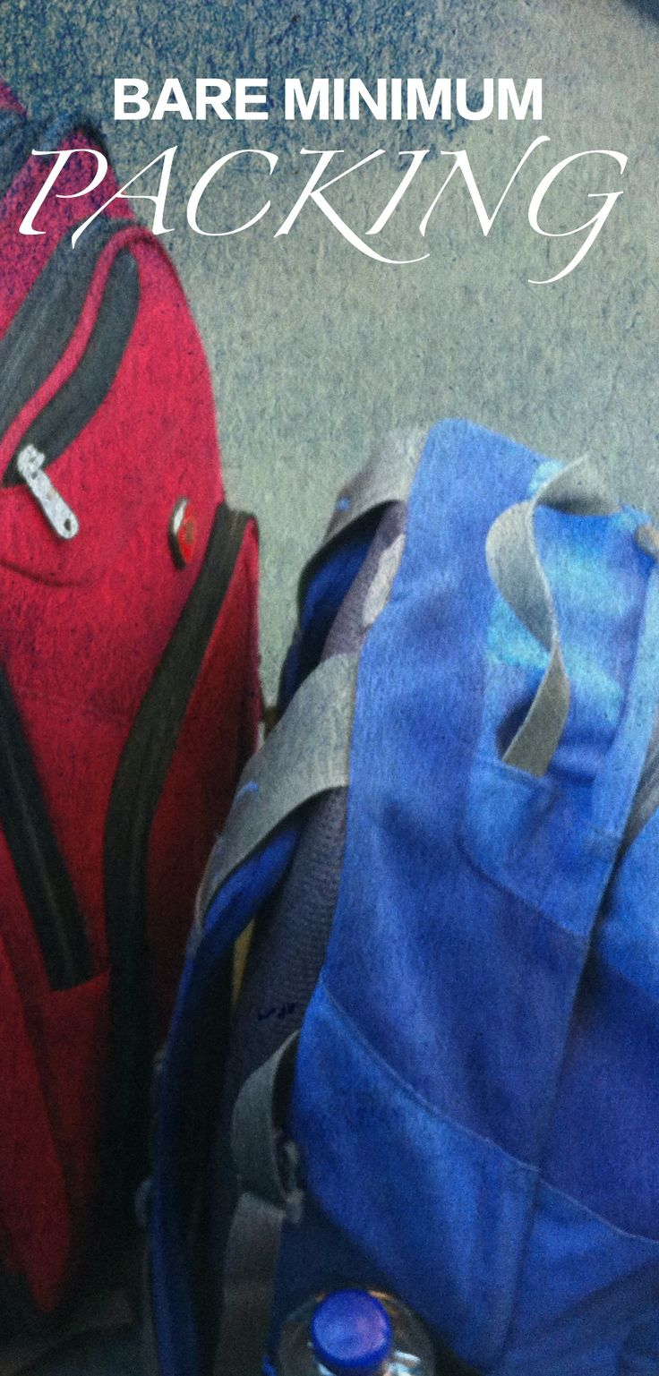 Packing lists for men and women that fit in a carryon - no matter how long you're traveling. By Janice Waugh.