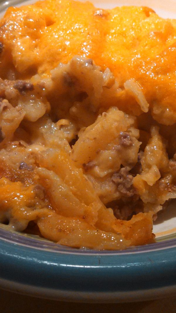 French Fry Casserole