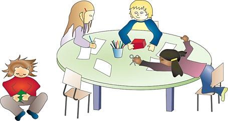Teknik tillsammans är ett undervisningsmaterial för barn i förskola till skolår 5