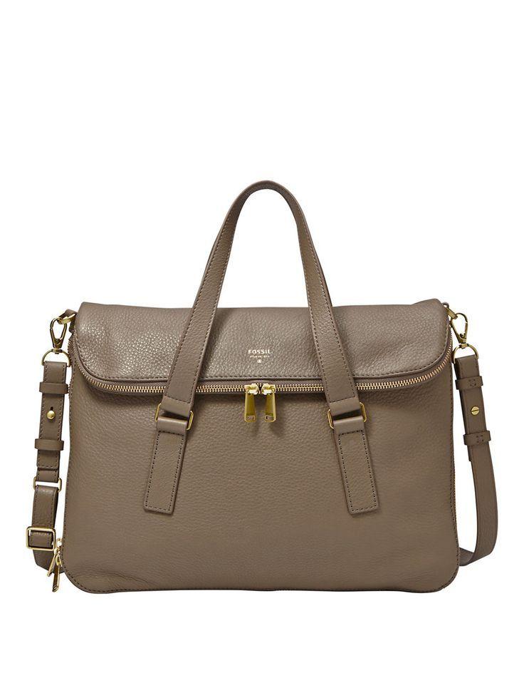 FOSSILPreston Tote $328.00 - womens designer handbags sale, leather purses cheap, radley handbags *ad
