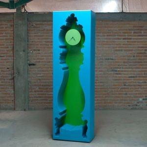 InsideOut Clock Blue now featured on Fab. [POLaRT]: Design Ideas, Fab Com, Room Ideas, Art Room, Furniture, Insideout Clock, Products