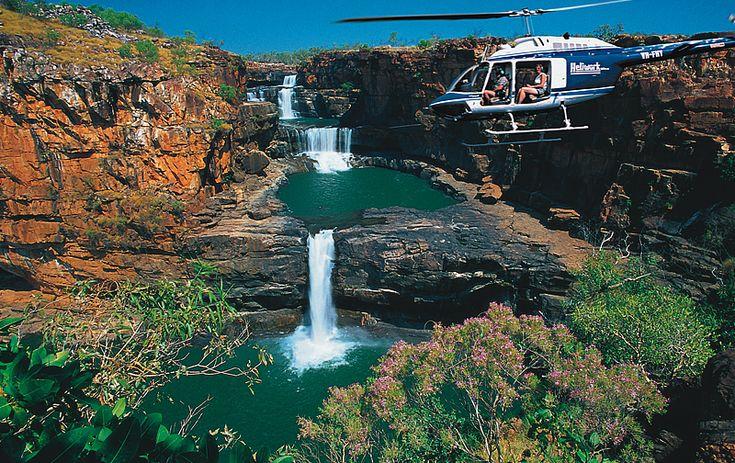 Mitchell Falls Kimberley flight with Spirit Safaris Australian outback tour