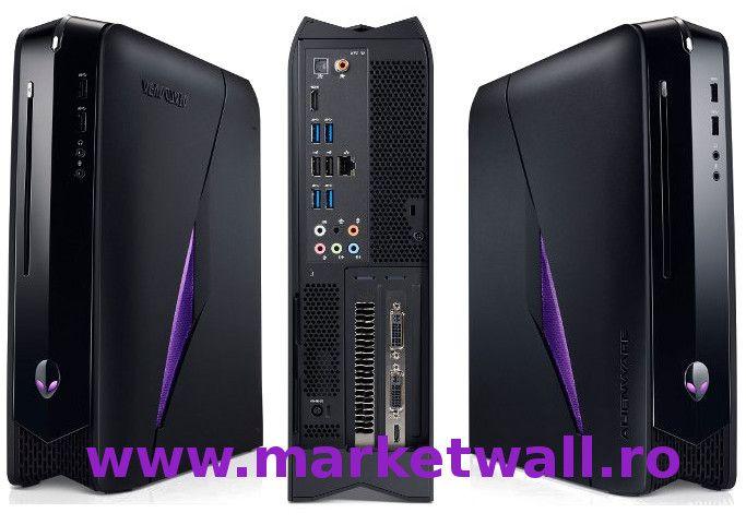 Inca de la aparitie sistemele pc gaming Alienware au reprezentat varful tehnologiei accesibile ca pret acasa. Alienware X51 R2 nu face exceptie de la regula si vine echipat cu procesor Intel Core i7, placa video nVidia GeForce GTX 760 Ti si Windows 8.1 pe 64 biti. Iar, preturile pentru aceasta configuratie de top sunt acceptabile