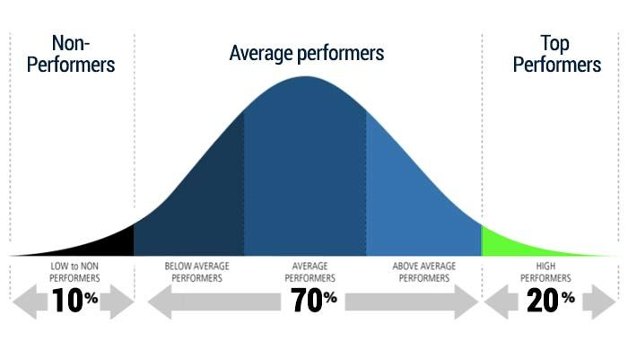 My Life Is Average Or Is It Performance Appraisal Bell Curve