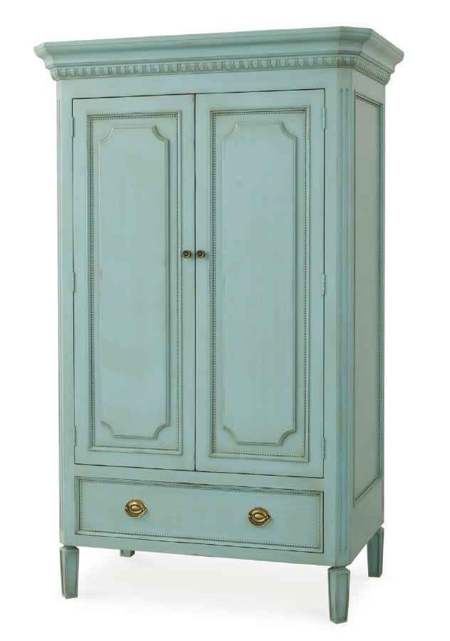 Nice The Hamptons Furniture Collection Stony Brook Armoire SchrankHampton stil Gr n