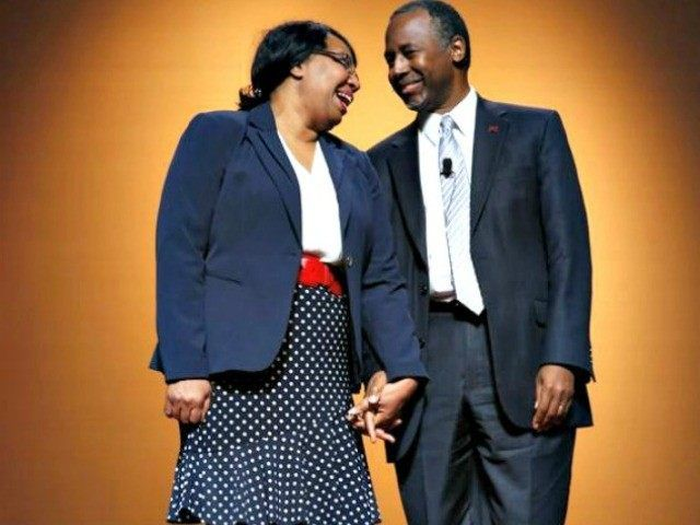 Candy Carson talks about her 40 year wedding anniversary with Dr. Ben Carson, faith, and campaigning
