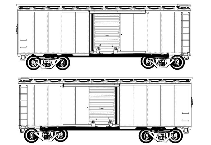 train box car coloring pages coloring coloring pages