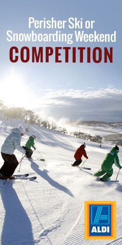 #Perisher Ski or Snowboarding Weekend #Competition