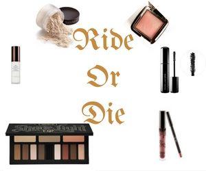 The Ride Or Die Makeup Tag
