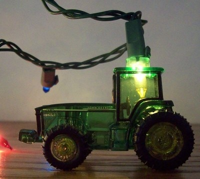 49 best John deere Christmas images on Pinterest | Tractor ...