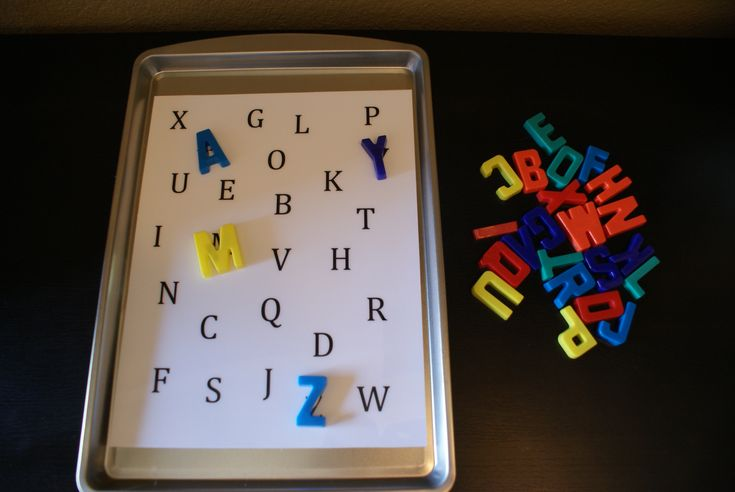 abc matching (only use upper & lowercase letters to make it more challenging)
