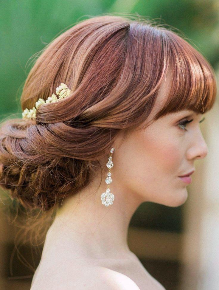 Reisling earrings in Gold - Lindsay Marie Design