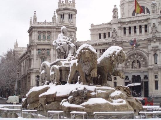 La Cibeles - Madrid