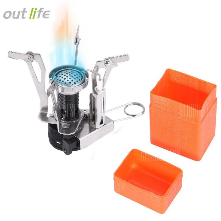 Outlife Camping Gas Burner with Adjustable Switch #Shoproads #onlineshopping #Camping , Hiking & Trecking
