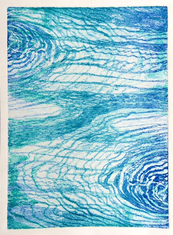 Jenny Sanzaro-Nishimura- Mokulito (Wood Lithography) One Day Workshop TBA 2016…