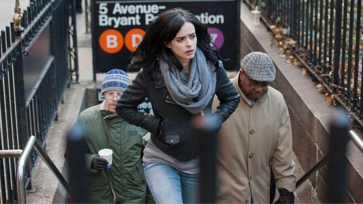 'Jessica Jones' Creator on the 'Tony Soprano' of Female Superheroes - Showrunner Melissa Rosenberg on how she brought Marvel Cinematic Universe's first feminist crimefighter to TV