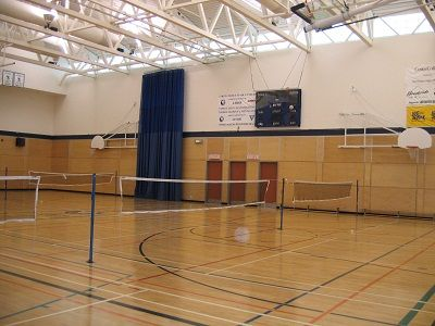Fredericton School Gyms - Follow pin for list of schools. Requests for weekly or individual gym times for evenings or weekends during the school year can be made for the listed schools.
