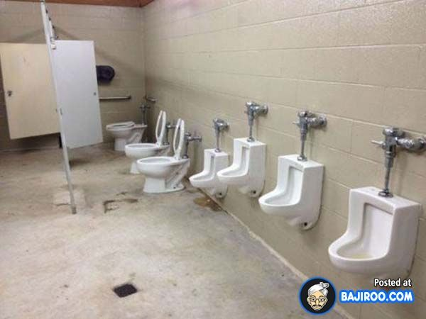 Funny construction fail pics images 13 genius architecture for Bathroom design fails