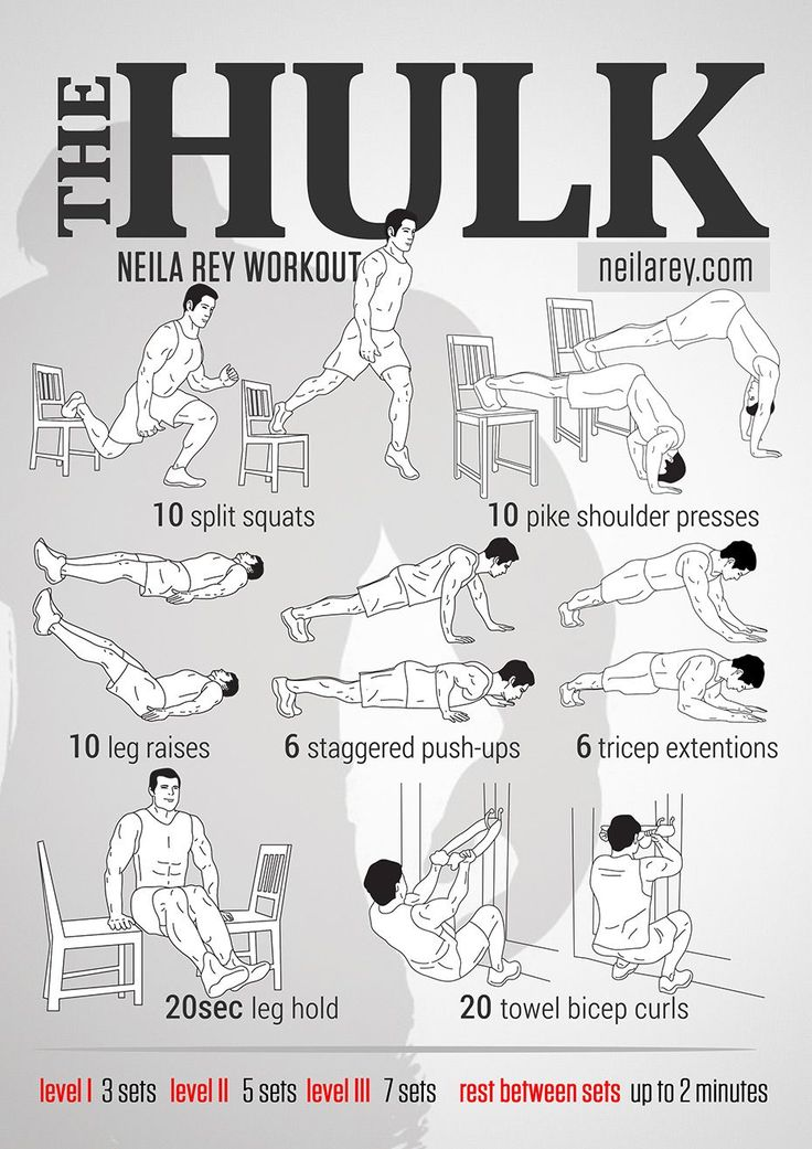 13 best Fitness images on Pinterest | Exercise workouts ...