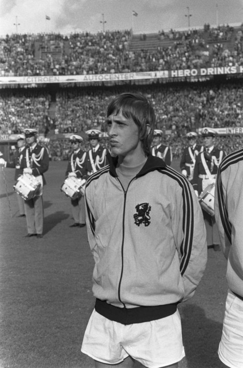 Johan Cruyff | Netherlands #soccer #football