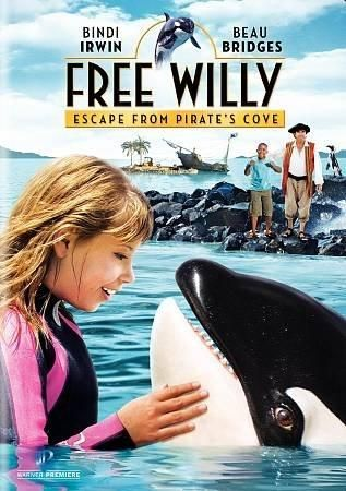 Bindi Irwin (daughter of late CROCODILE HUNTER star Steve Irwin) makes her feature film debut in this heartwarming tale of a little girl who befriends a stranded baby orca. Nature-loving Australian Ki