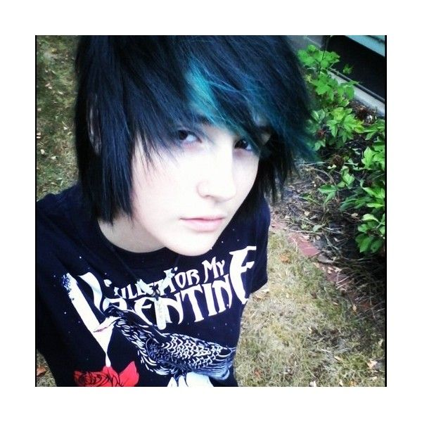 cute scene boys ❤ liked on Polyvore featuring boys, hair, male and pictures
