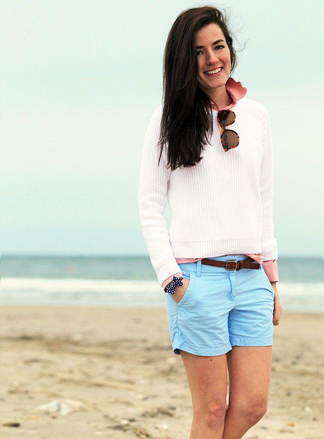 Classy Girls Wear Pearls: Bonnet Shores