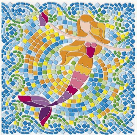 Mosaik selber machen: Kinderleicht mit Step-Fotos und genauen Produktangaben.