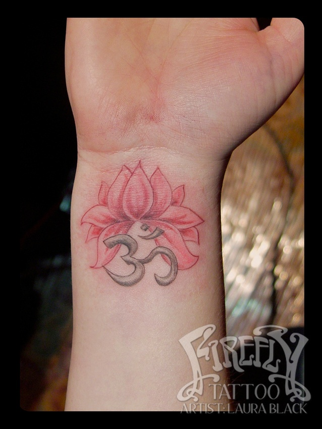 Lotus tattoo I've been looking for a good picture of a lotus tattoo I like and I finally have!