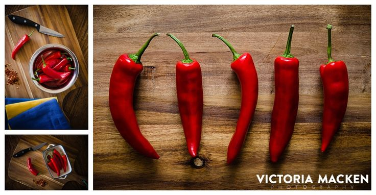 Foodie photoshoot. #red #chilli #foodstyling
