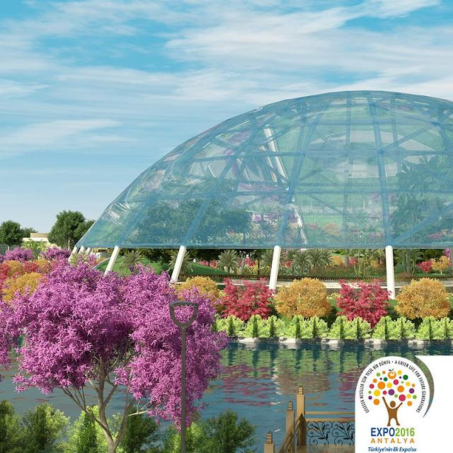 Expo 2016 Antalya BLOG: The Expo... before the Expo...
