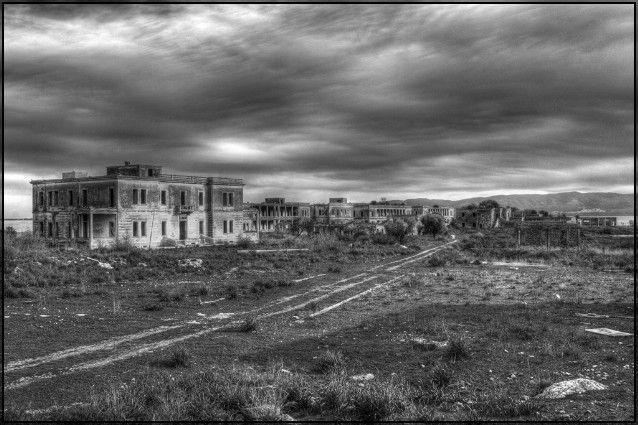 San Nicola - La base dimenticata - Paesi Fantasma