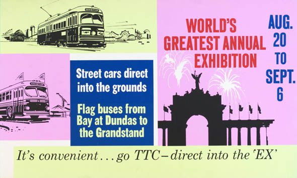 vintage ttc adverts the ex