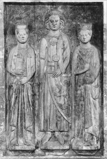 Relief    Circa 1250, Cathedral, Erfurt, Thuringia, Germany, 13th century to 15th century