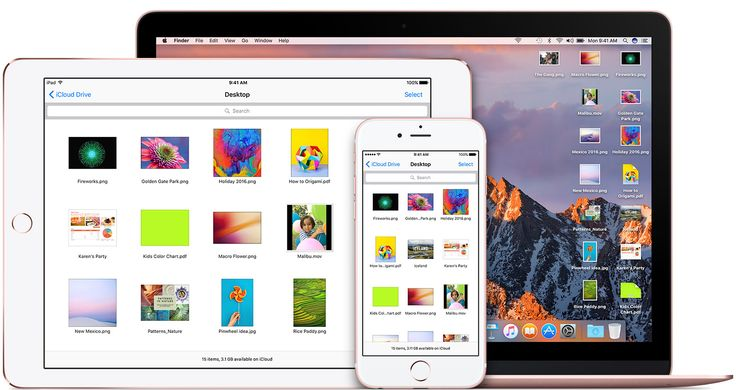 Add your Desktop and Documents files to iCloud Drive - Apple Support
